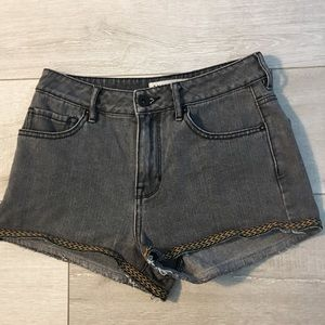 Bullhead High Rise Shorts size 7